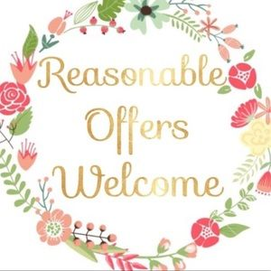 Accessories - Reasonable Offers Welcome! Let's make a deal!